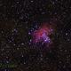 M16 Eagle Nebula,                                Francisco