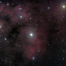 NGC 7822 / Cedarblad 214,                                Kevin Bisher