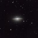 Sombrero Galaxy,                                Darktytanus