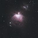 M42 The Great Orion Nebula,                                PauRoche