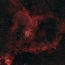 IC1805 - The Heart Nebula,                                Nick