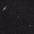M31 & M33 Ultra Wide Field,                                star-watcher.ch