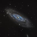 M106 Galassia,                                Alessandro Speranza
