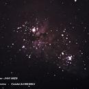 Eta Carinae,                                Giordano Bruno