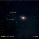 NGC 4651 - Galaxy with Faint Optical Jet.,                                astroeyes