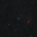 Messier 52,  Salt and Pepper,                                Art Morrison