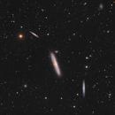 NGC 4216 and Friends in Virgo,                                raguramm
