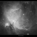 M42 binning experiment,                                William Maxwell