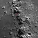 Apollo 15 landing site,                                Bert Scheuneman