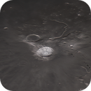 Aristarchus Crater,                                Bruce Rohrlach