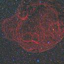 Spaghetti Nebula,                                Dongwon Chung