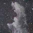 NGC 2264, Witch Head Nebula,                                Ou Mingzhi