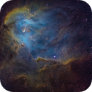 IC2944- Running Chicken Nebula,                                Janco