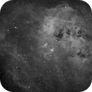 IC410 - Ha - Test Image,                                Thomas Richter