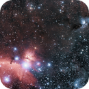 M78 and Horsehead - QHY163 - RedCat51 - LHaRGB - Cibolo Creek Texas,                                Eric Walden