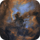 The North America and Pelican Nebula (NGC 7000 and IC 5070),                                Giovanni Cortes