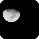 Moon & Jupiter conjunction,                                Dan Shallenberger