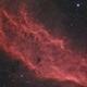 California Nebula in HaRGB,                                Orestis Pavlou