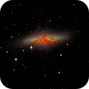 M81 and M82,                                rayp