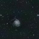 M101,                                Jay Crawford