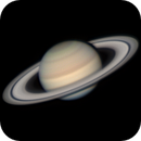 Saturn on April 25, 2021,                                Chappel Astro