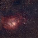 Messier 8,                                Robert Meixner