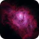 M8 - Lagoon Nebula - Starless,                                BBRAUNCCP