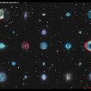 Planetary nebulae,                                Exaxe