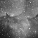 NGC 7380,                                Günther Eder