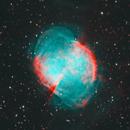 M27 - The Dumbbell Nebula,                                Kyle Butler