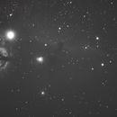 Pferdekopfnebel Ic 434 mit NGC 2024,                                PicsOfTheDay