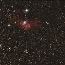 NGC 7635 Bubble Nebula,                                dagar