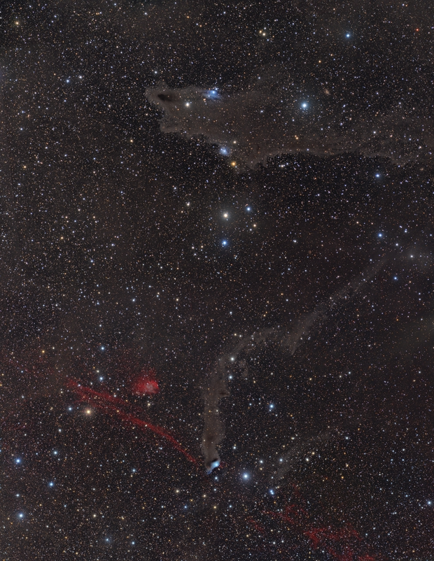 Cepheus is a busy place.,                                Olly Penrice
