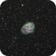 M1 Crab Nebula 3 ways, HOO, SHO and HOS,                                Richard Pattie