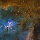 Heart nebula,                                U-ranus