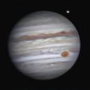 Jupiter and Ganymede,                                KHartnett