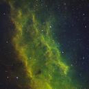 NGC 1499 The California Nebula,                                Ohills