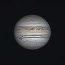 Jupiter using the ASI1600mmPro,                                Logan Carpenter