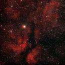 Gamma Cygnus,                                Joe Haberthier