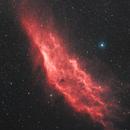 California Nebula,                                Eric Milewski