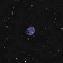 NGC246 - Skull Planetary Nebula in Cetus,                                Stellario