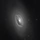 Black Eye Galaxy - Lucky Imaging,                                Anis Abdul
