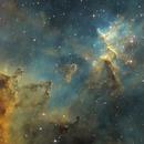 The Heart Nebula,                                Erik Pirtala