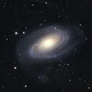 M81 - Bode's Galaxy,                                Kirk