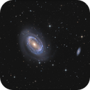NGC 4725,                                sky-watcher (johny)