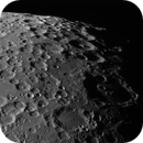Moon - Sunrise over Clavius and Moretus,                                Axel Kutter