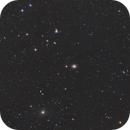 M58 M59 M60 M90 M89 and siamese twins NGC4567-4568 wide view,                                LeCarl99