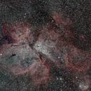 Eta Carina Nebula,                                Henry Kwok