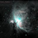 M42 Orion Nebula,                                Cesc Vallès