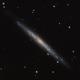 NGC4244,                                Frédéric Tapissier